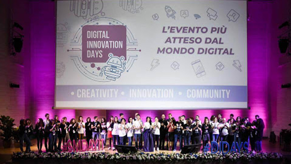 Si allarga il palinsesto di Digital Innovation Days Italy