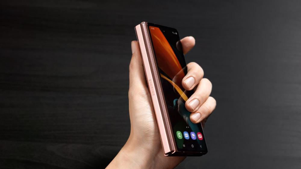 Il Galaxy Fold 2 5G di Samsung in arrivo il 18 settembre