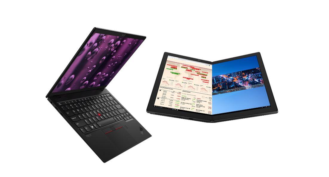 I Lenovo ThinkPad X1 Nano e X1 Fold: rivoluzionari per il business