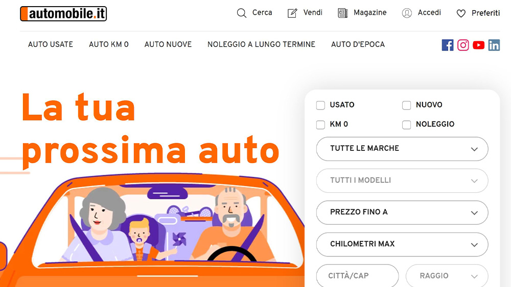 automobile.it presenta Guido: l'assistente virtuale per comprare l'auto