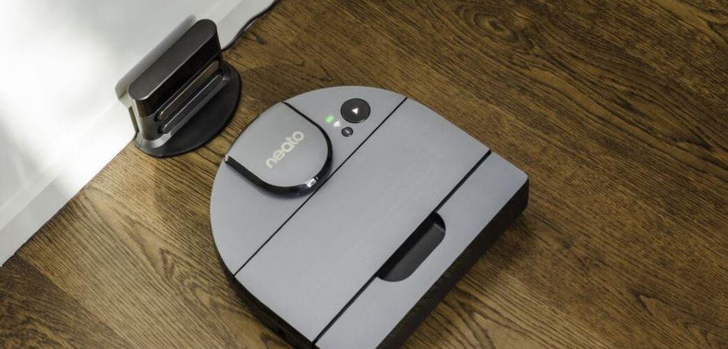 I robot aspirapolvere Neato D10, D9 e D8 visti a IFA 2020