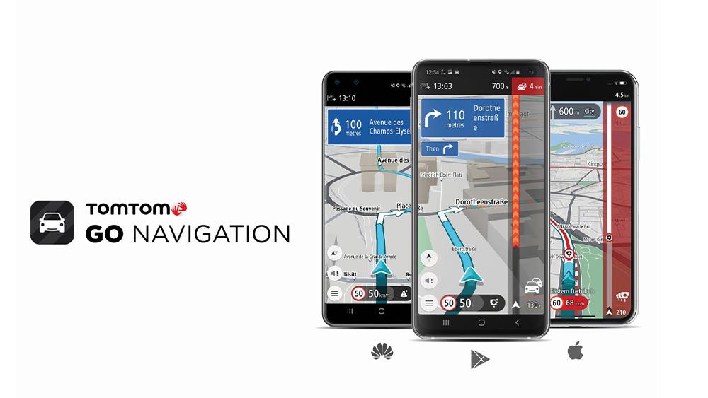 TomTom GO Navigation disponibile su tutte le maggiori piattaforme