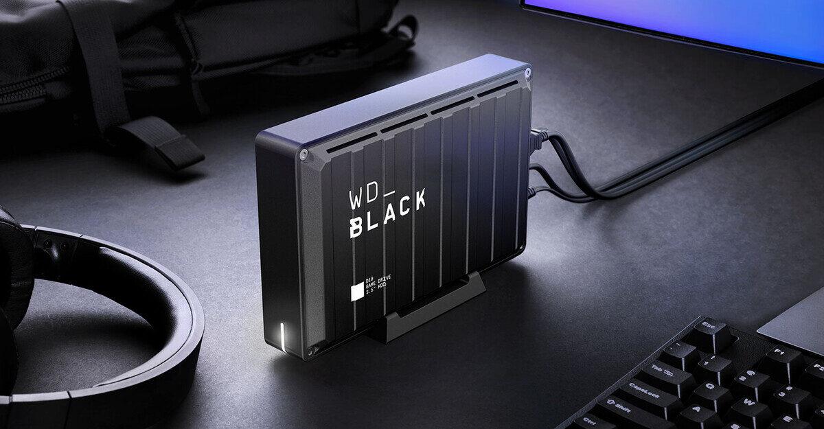 L'hard disc WD_Black D10 per Xbox: la prova