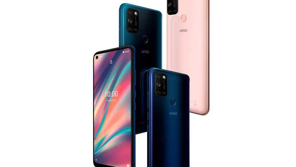 La View5 Collection di Wiko