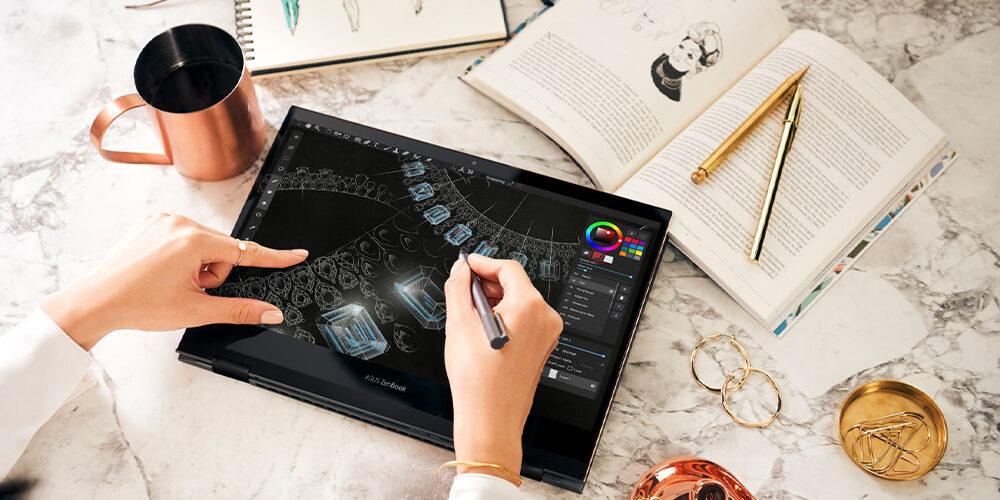 La nuova gamma (bella e tecnologica) dei notebook Asus