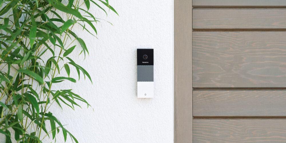Il Campanello Intelligente con Videocamera di Netatmo