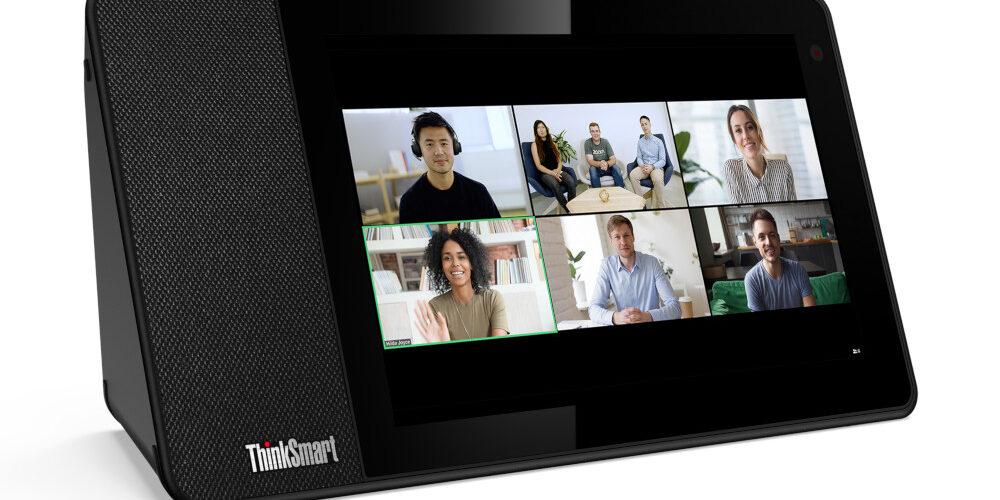 La collaborazione di Lenovo con Zoom