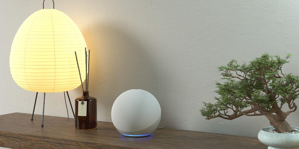 Amazon, disponibili in Italia Echo e Echo Dot