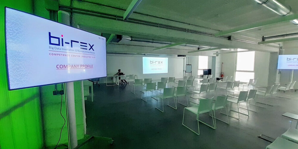 Industria 4.0: inaugurata a Bi-Rex la prima Linea Pilota d'Italia