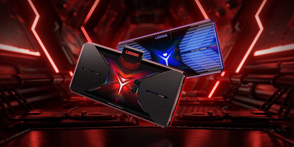 Legion Phone Duel di Lenovo disponibile in Italia
