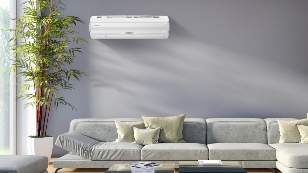 Il climatizzatore Hisense Silentium Pro