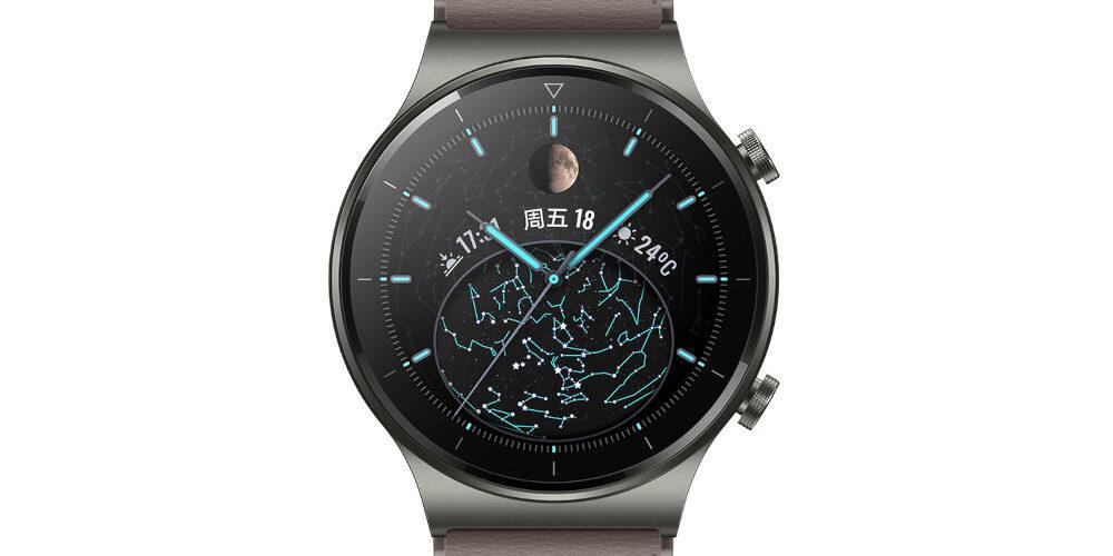 Huawei Watch GT 2 Pro disponibile in Italia