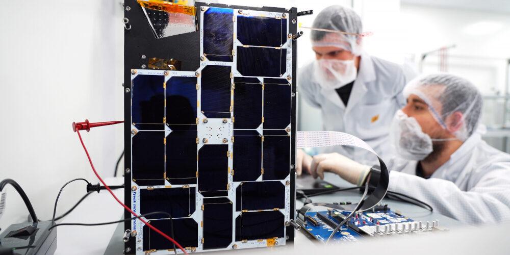 PhiSat-1, il primo satellite con AI è in orbita