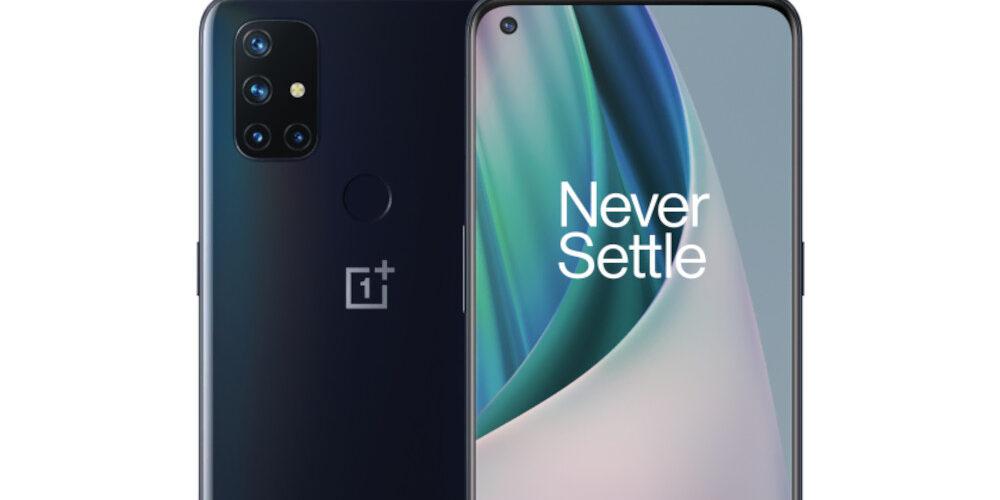 OnePlus amplia la linea di smartphone Nord
