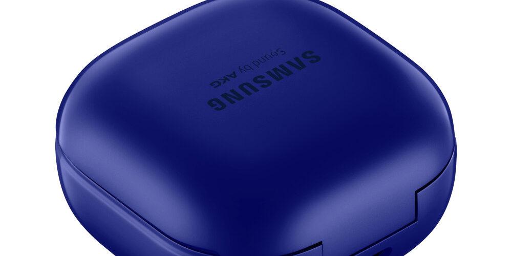 I Galaxy Buds Live di Samsung ora anche in blu