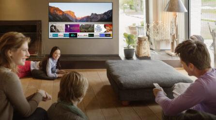 Il ruolo della televisione per gli italiani (secondo Samsung)