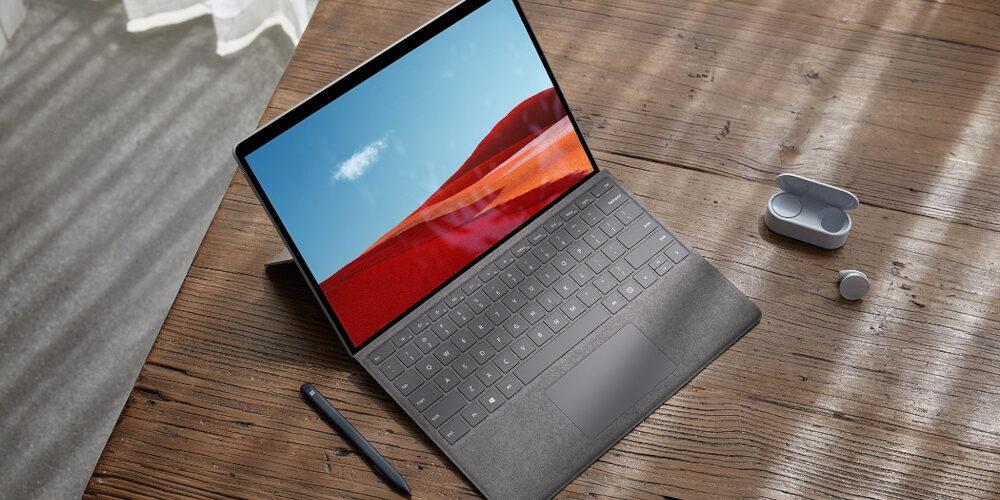 Le nuove configurazioni di Surface Pro X disponibili in Italia