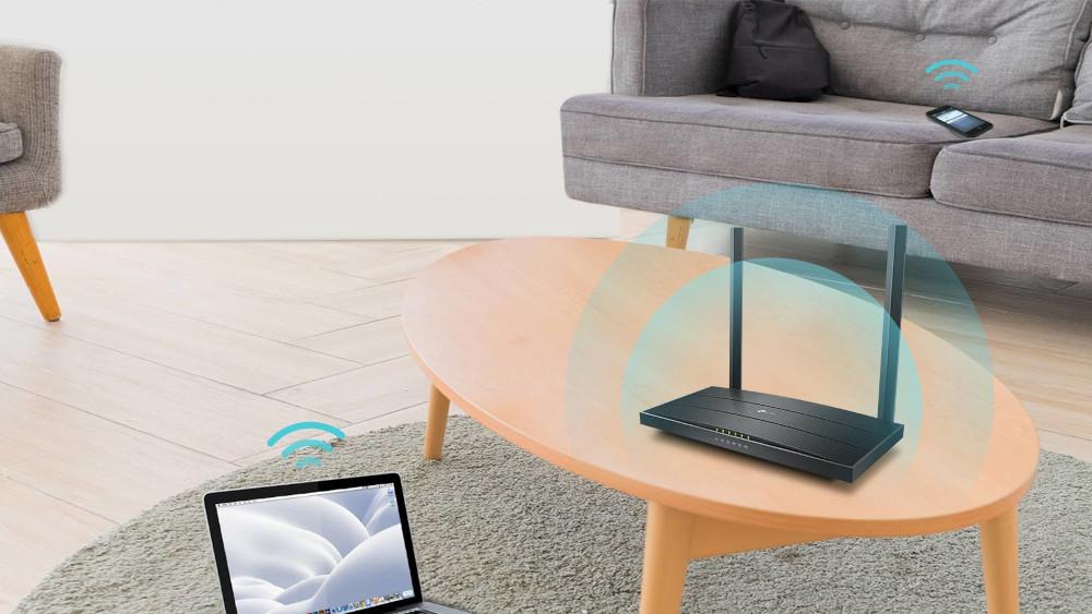 Il router Archer VR400 V3 di TP-Link