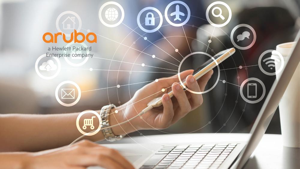 Edge e aziende: la ricerca di HPE Aruba