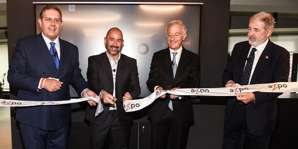 La nuova sede Axpo a Genova: intervista video all'Ad Simone Demarchi