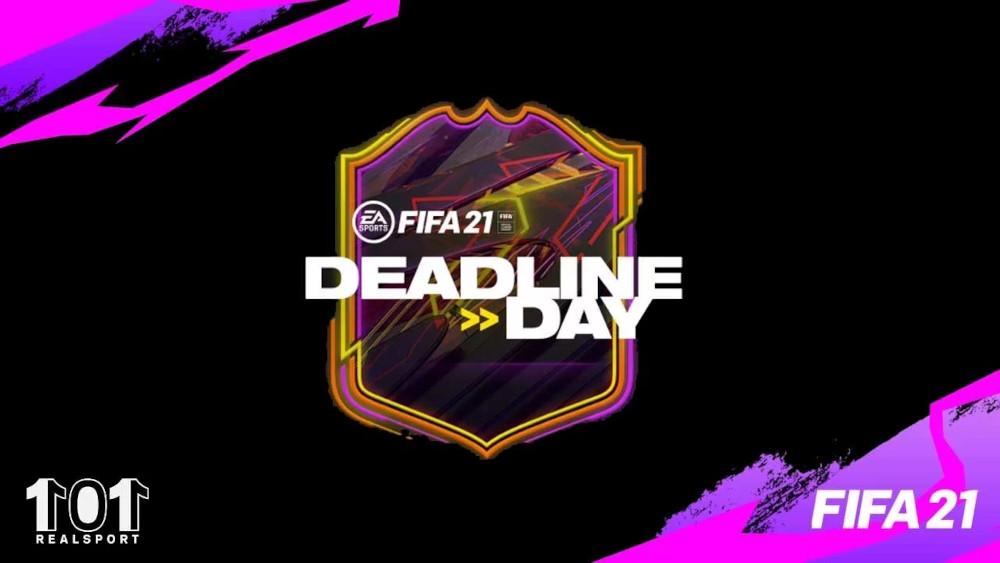 FIFA 21: il pacchetto Deadline Day di EA Sports
