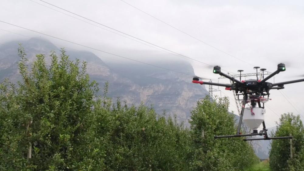 droni evid