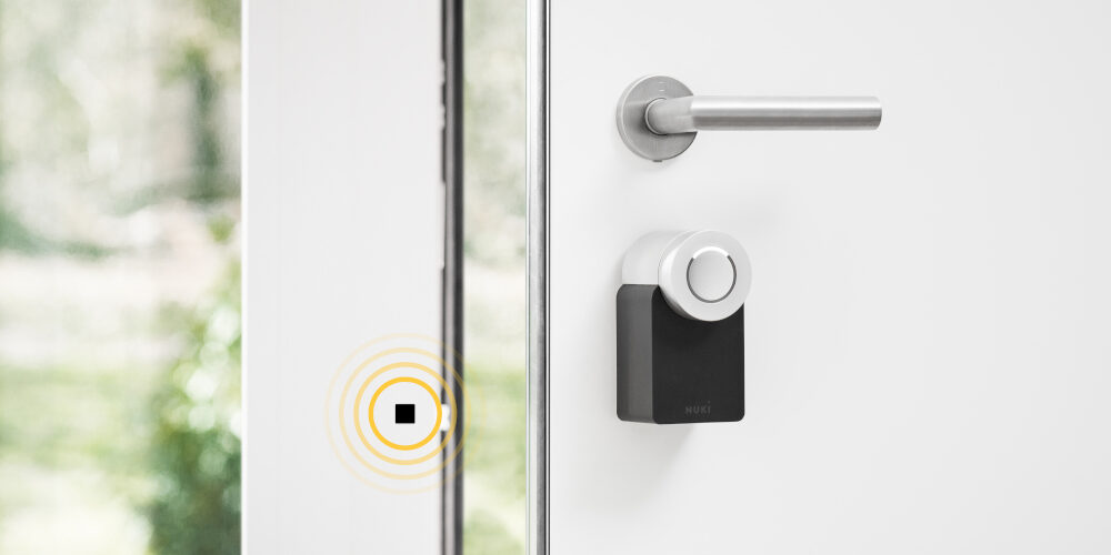 La serratura Nuki Smart Lock 2.0 per il Prime Day