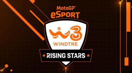 La finale regionale di WINDTRE Rising Stars Series di MotoGP eSports