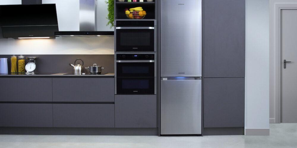 I frigoriferi Air Space di Samsung