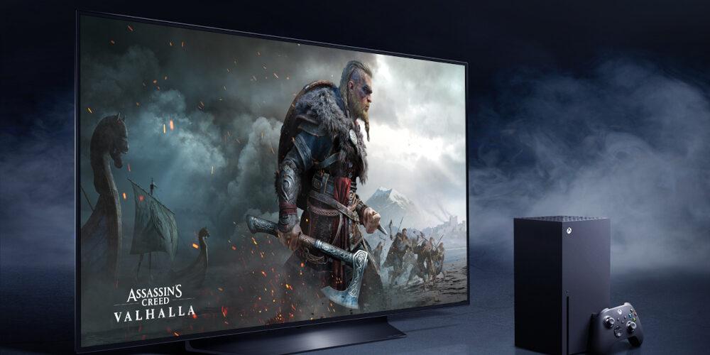 La partnership tra gli OLED TV di LG e Xbox