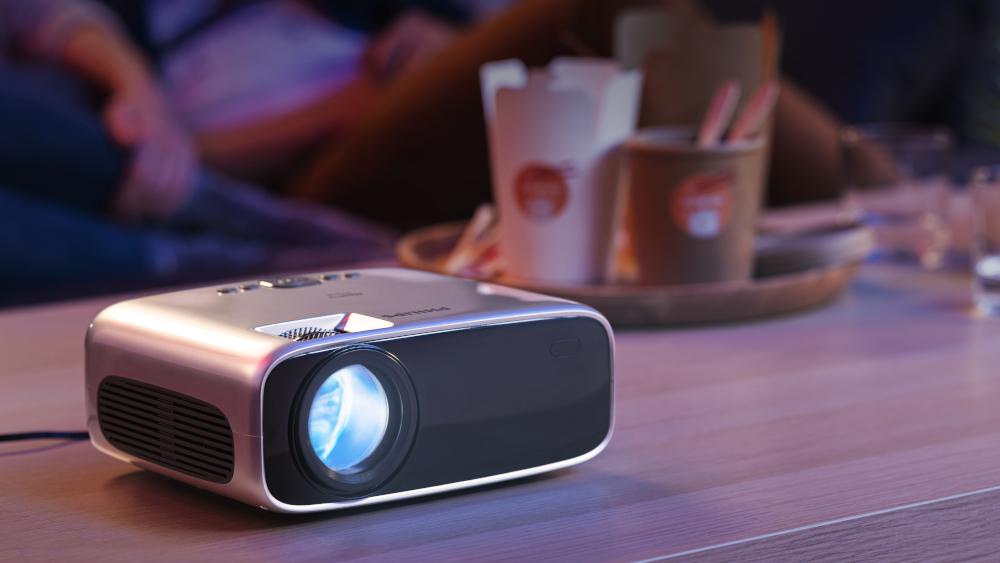 Philips: ecco i mini-proiettori portatili
