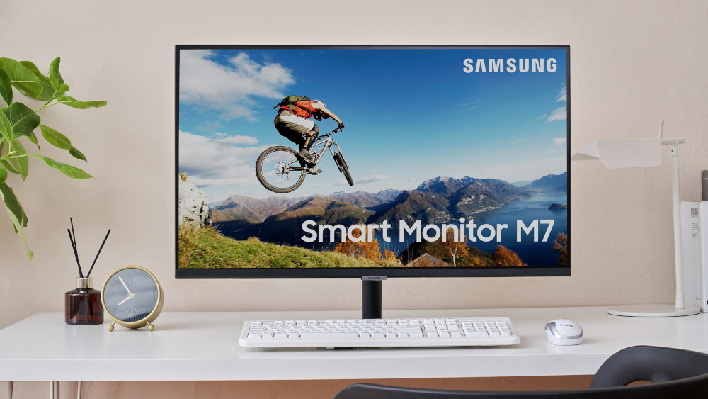 Il lifestyle Smart Monitor di Samsung