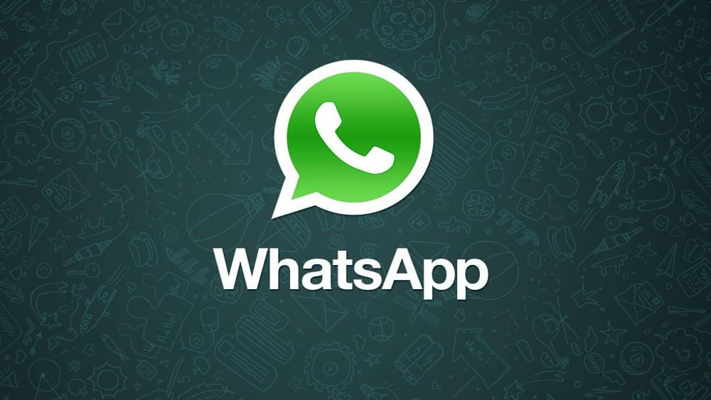 WhatsApp evid