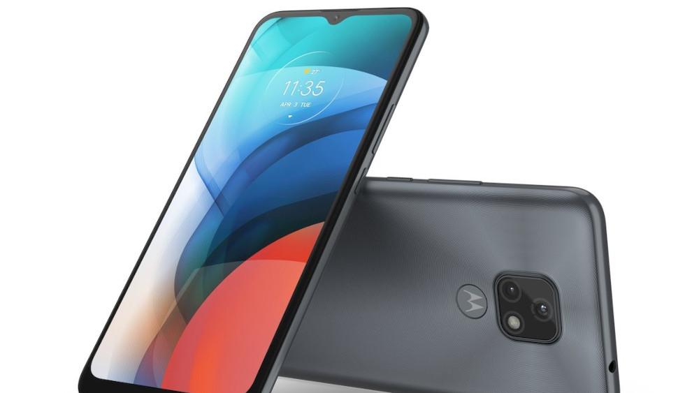 Motorola: ecco lo smartphone moto e7