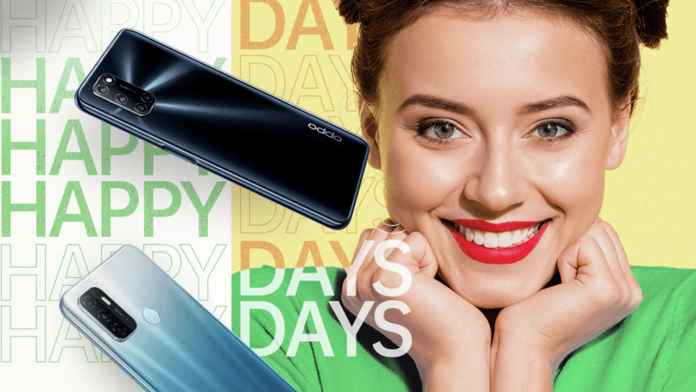 Il Black Friday di OPPO è green