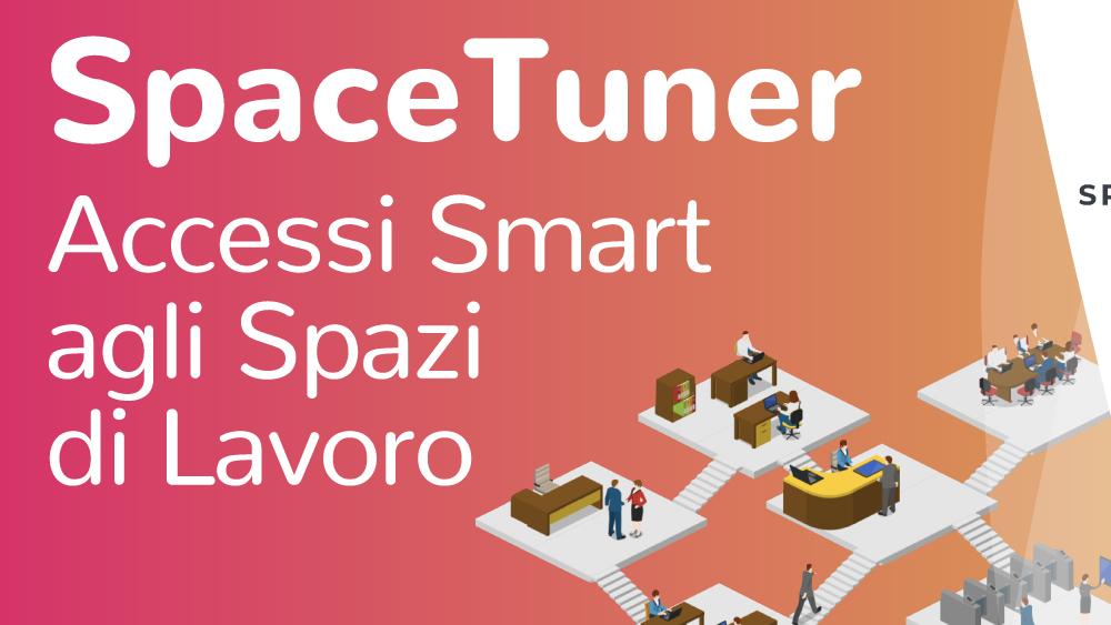 La piattaforma SpaceTuner che aiuta a gestire gli accessi
