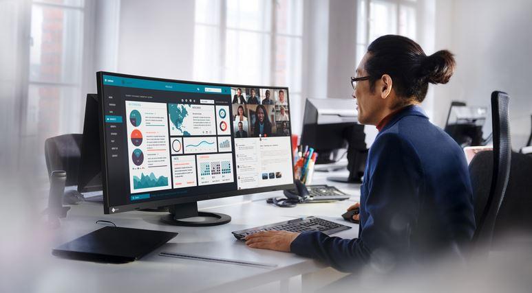 Attiva presenta i nuovi monitor EIZO eleganti ed ergonomici
