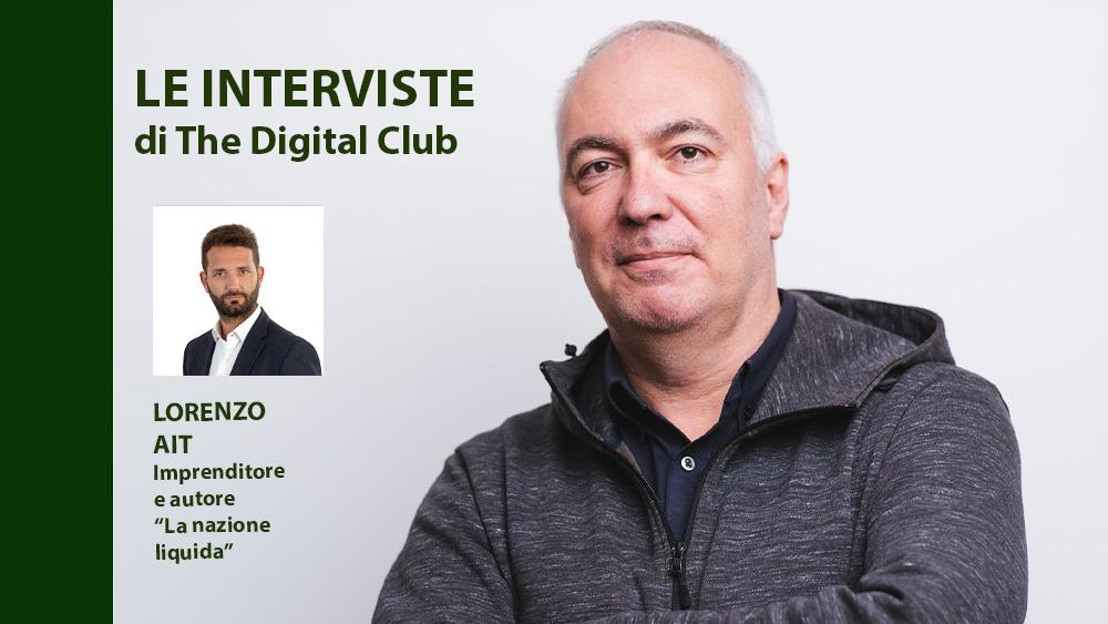 """Le interviste: Lorenzo Ait e """"La nazione liquida"""""""