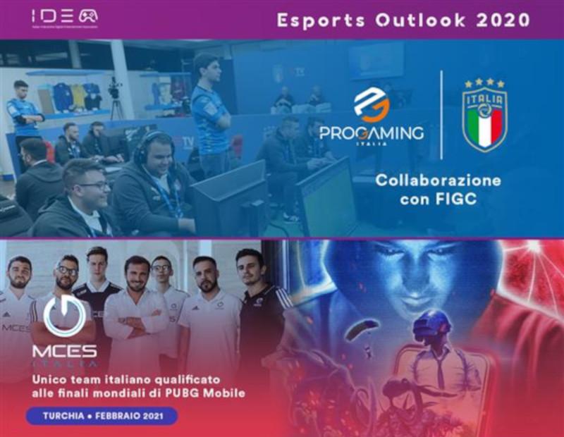 Esports Outlook 2020: un anno di Esports secondo IIDEA