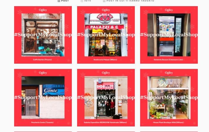 La campagna digital di Ogilvy Italia