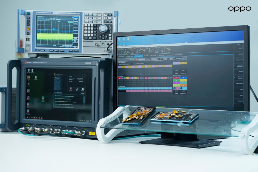 Il laboratorio di innovazione 5G di OPPO