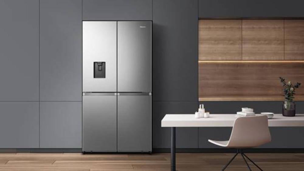 Hisense amplia la gamma di frigoriferi PureFlat