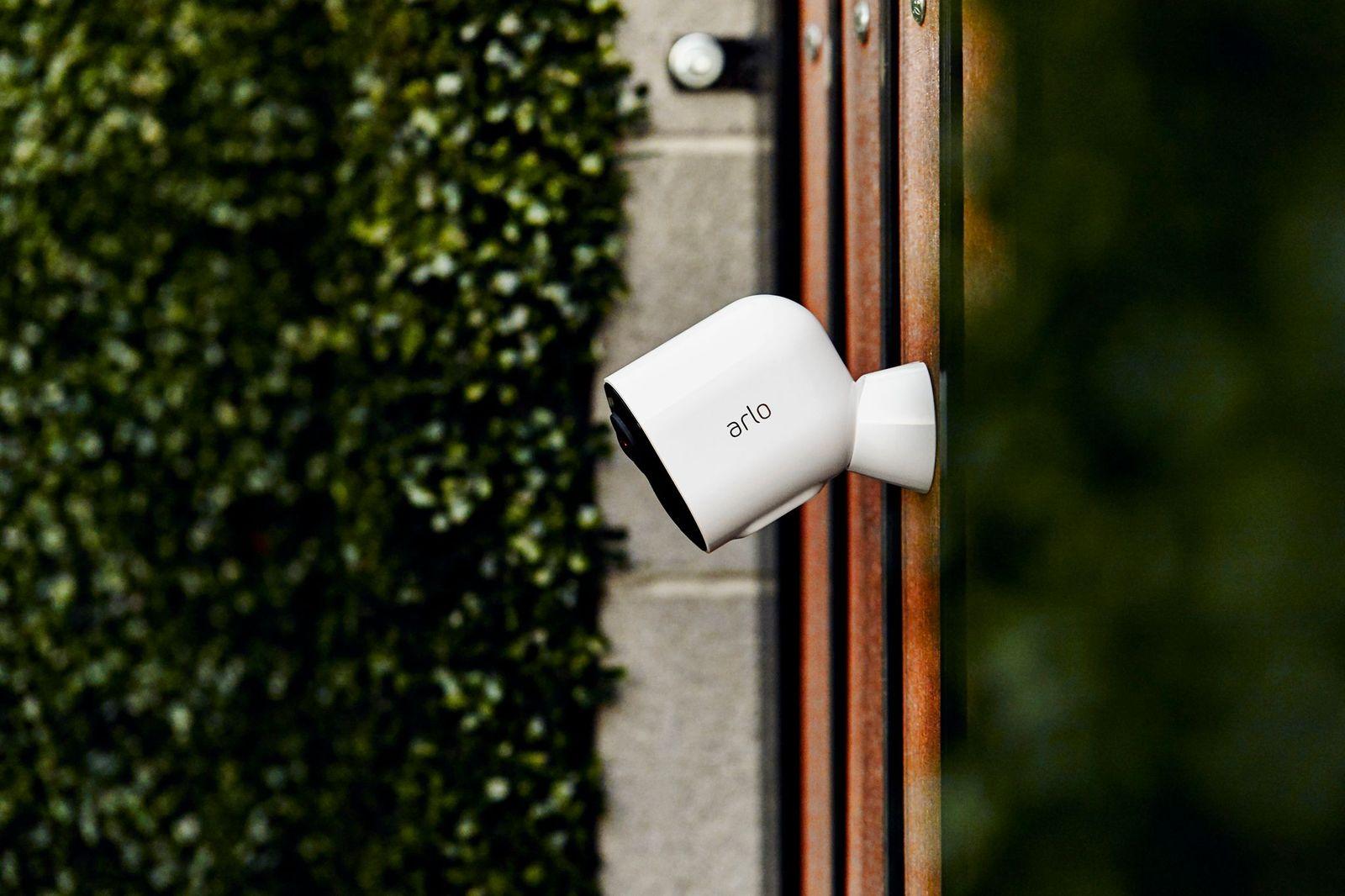 Le videocamere wireless per la sicurezza di Arlo