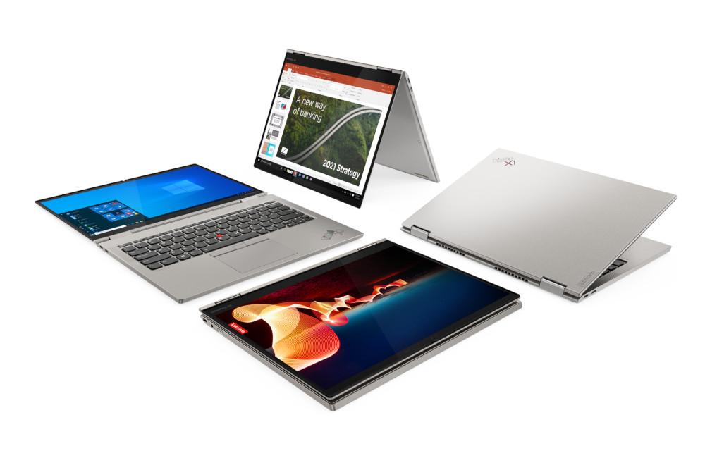 I nuovi ThinkPad e ThinkBook di Lenovo