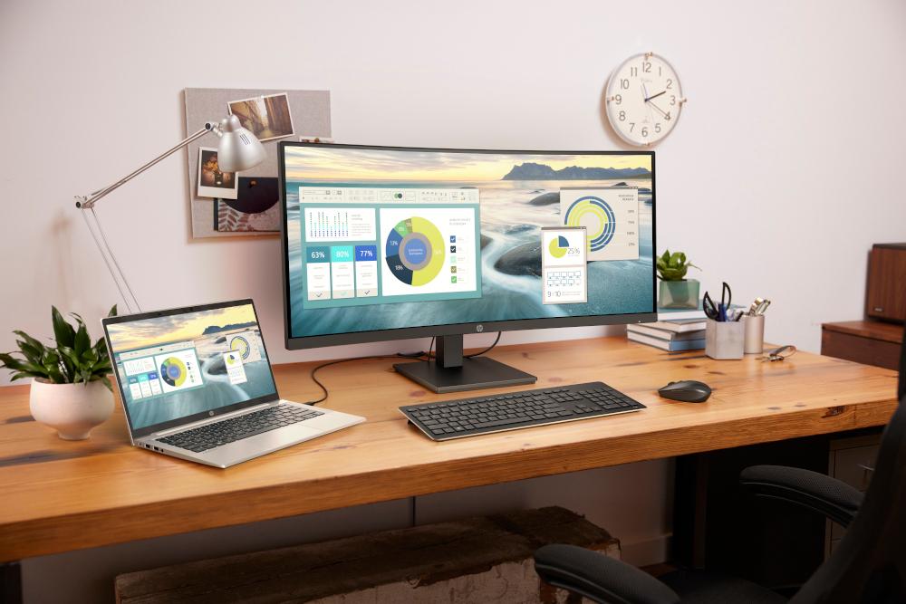 I PC di HP progettati per smartworking e lavoro in ufficio