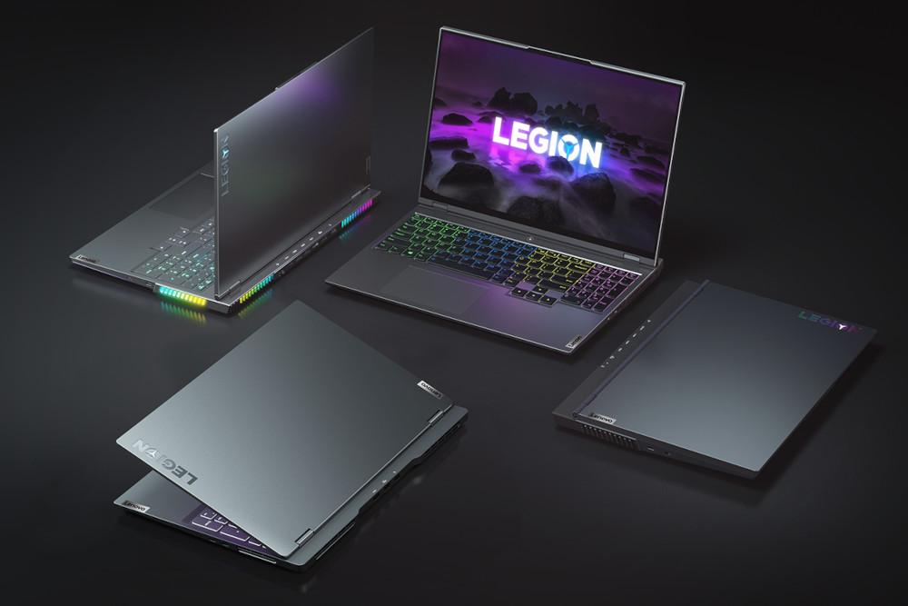 I nuovi PC da gaming di Lenovo Legion
