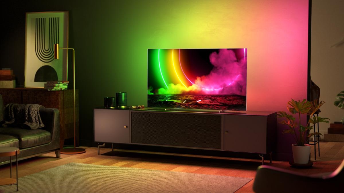 La gamma di Philips TV per il 2021