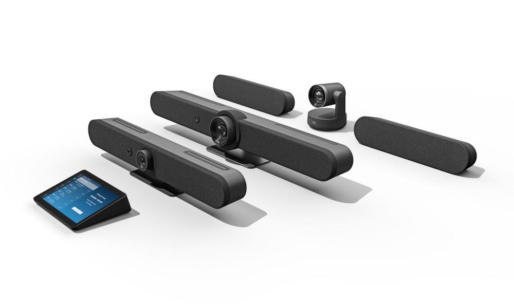 I device di Logitech per le videoconferenze
