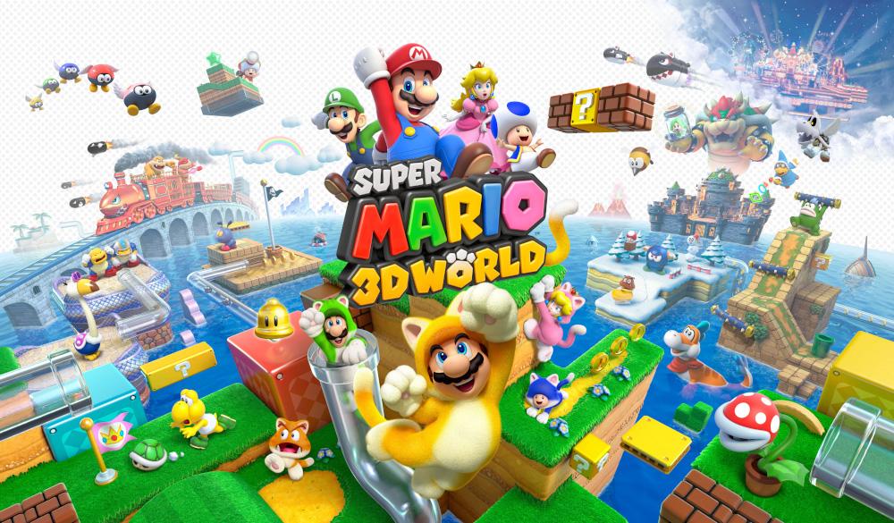 Arriva Super Mario 3D World + Bowser's Fury