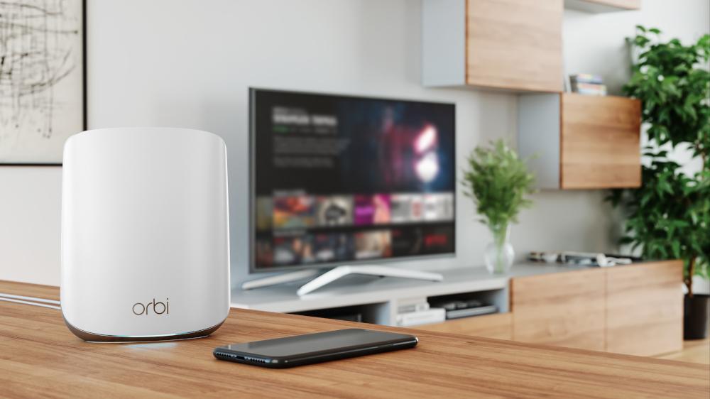 Il sistema WiFi Mesh Orbi Wi-Fi 6